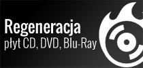Renowacja płyt CD, DVD i Blu-Ray